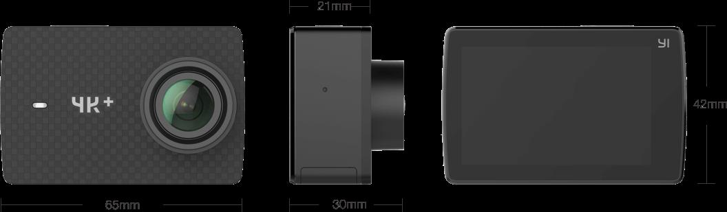 YI 4K+ Specs | YI Technology