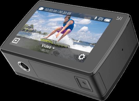 YI 4K+アクションカメラ