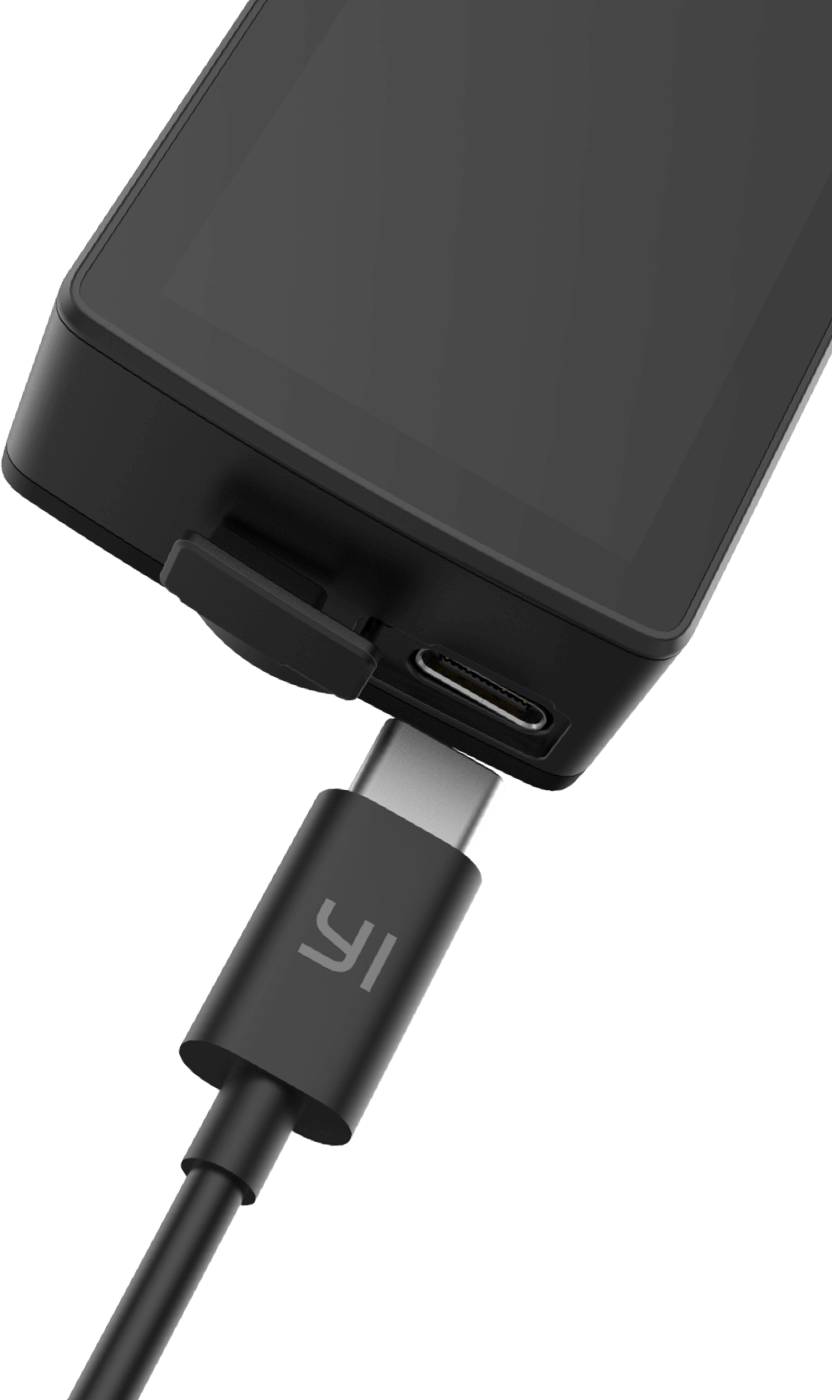 Экшн камера YI 4К+