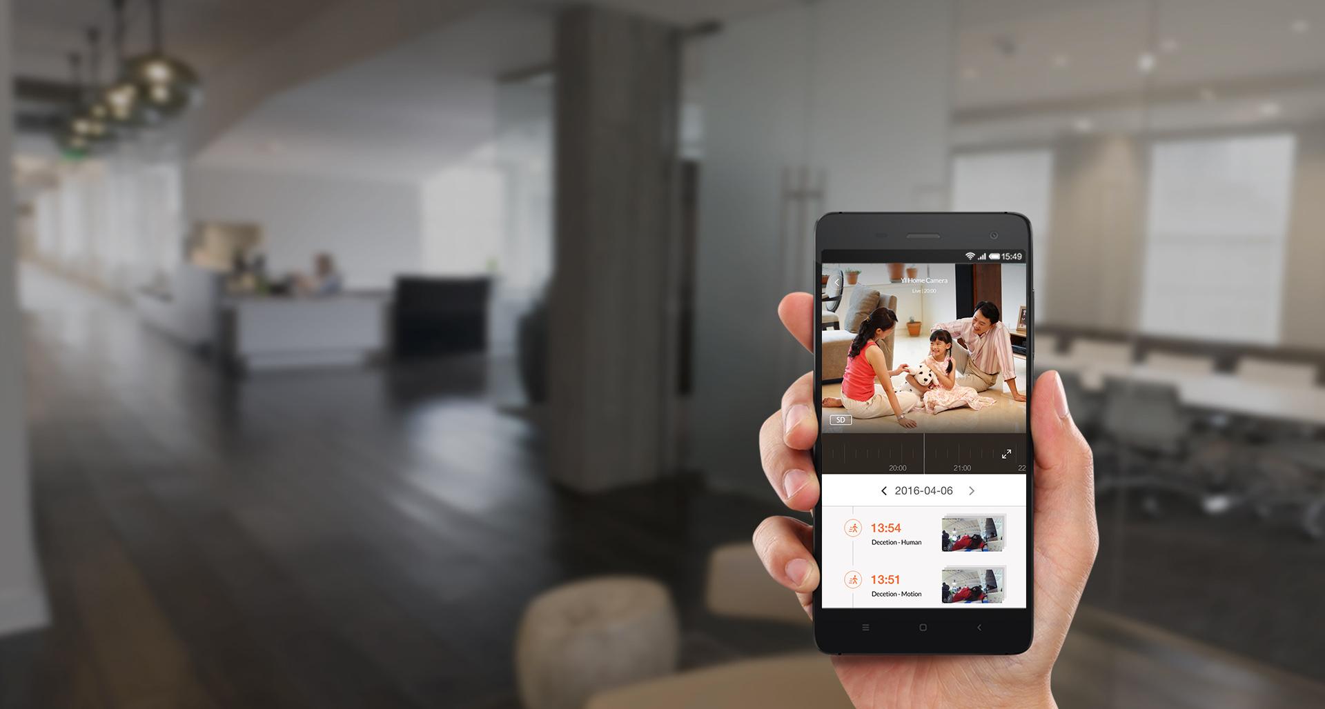 YI Home Camera | YI Technology