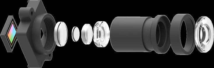 YI Mirror Dash Видеорегистратор-зеркало