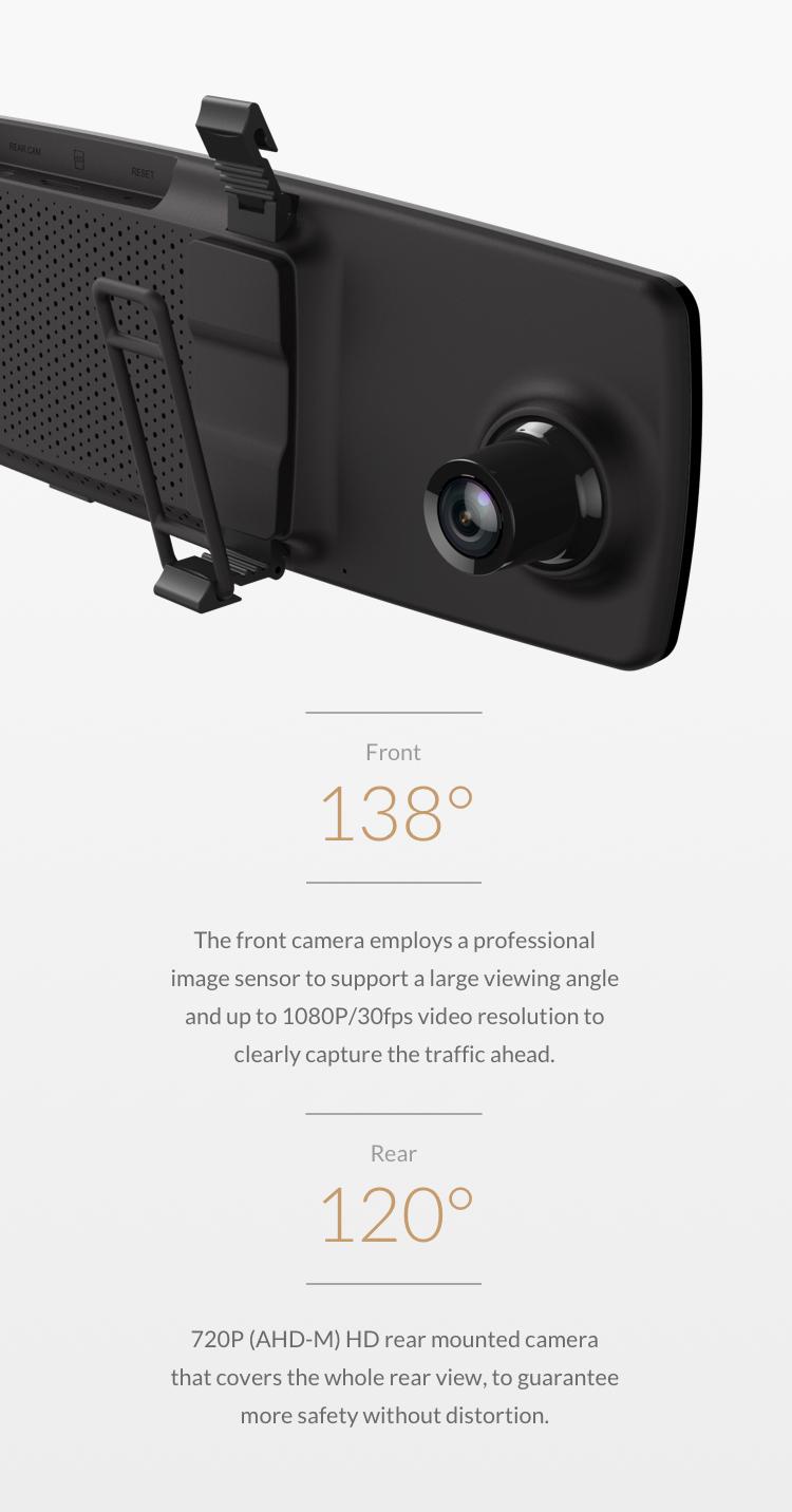 YI Mirror Dash Camera | YI Technology